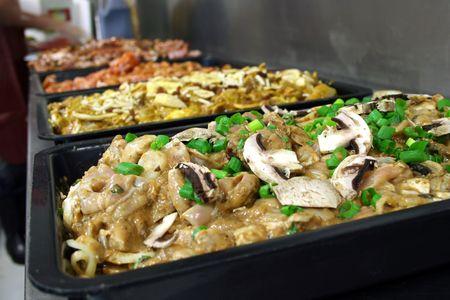 Chicken mixtures 1 photo