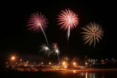 Fireworks #3 Stock Photo