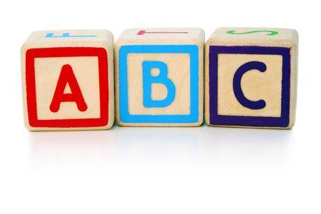 Easy as abc Stock Photo - 374568