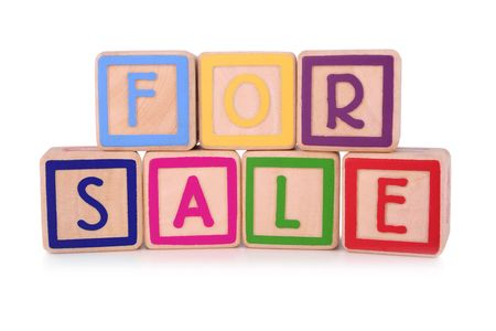 bargain for: For sale
