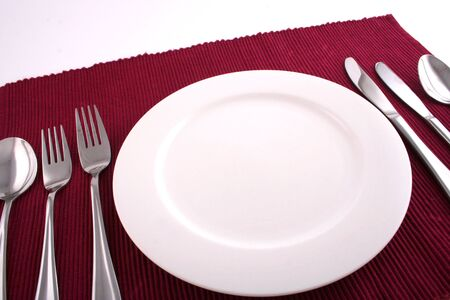 place mat: Dinner Time 3