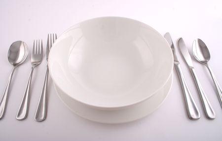 Full meal setting