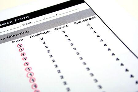 Customer feedback Stock Photo - 445807