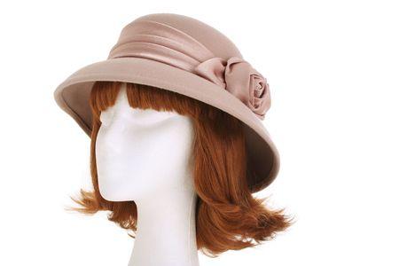 1940s Ladies hat Stock Photo