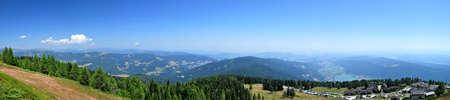 austria: Panorama Austria