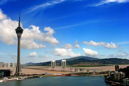 Day view of Macau Tower