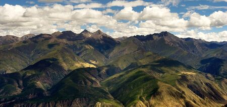 sichuan province: Day view of highland at Xiangcheng Sichuan Province China