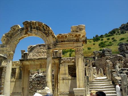 antica grecia: Le rovine dell'antica Grecia