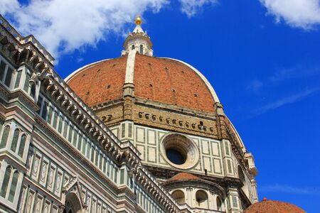Florence Italy cathedral Stock Photo - 16983613