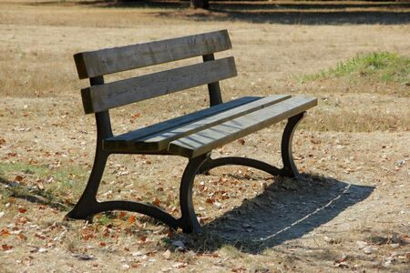Outdoor bench Stock Photo - 17278308