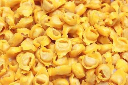 A bounch of Tortellini bolognesi from Italy Stock Photo - 17276094