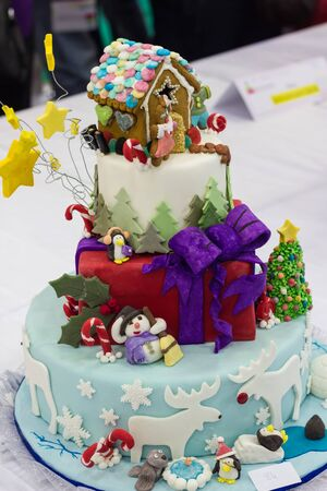 Cake design photo