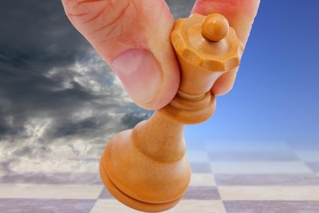 Make the right move photo