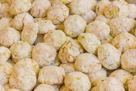 sicilian: Sicilian sweets Stock Photo