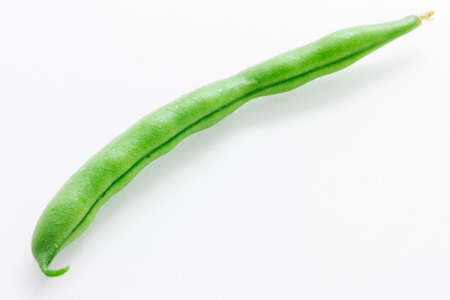 green bean: Green beans Stock Photo
