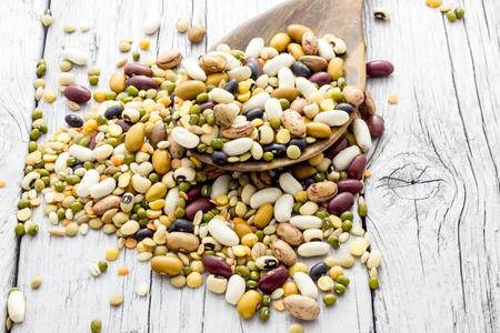 Red beans: xung hỗn hợp Kho ảnh