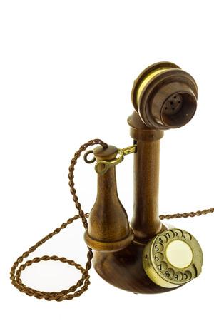 Téléphone Vintage Banque d'images - 26536571