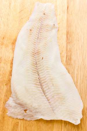 Greenland halibut photo