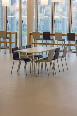 company cafeteria photo