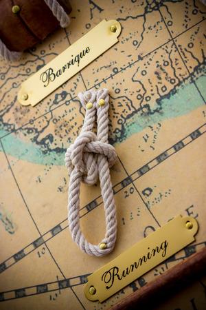 Nautical knots photo
