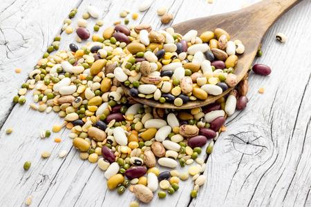 pinto bean: mixed pulses