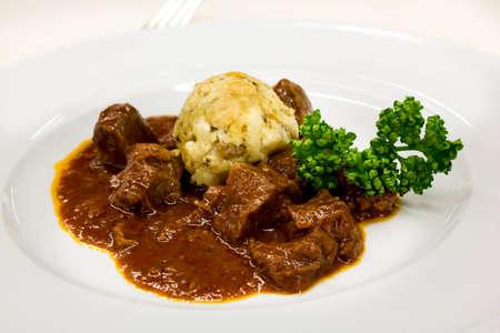 stew: Venison stew