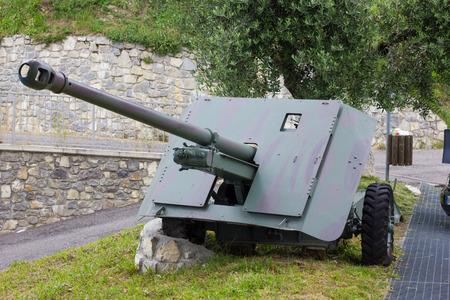 artillery: Cannon artillery Editorial