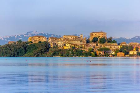 Capodimonte Città Lazio Italia
