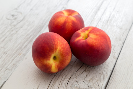 nectarine: Nectarine Stock Photo