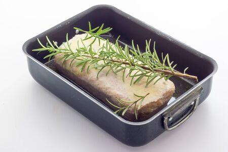 Meatloaf roast photo