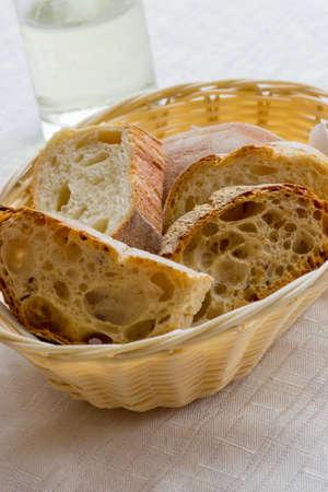 bread basket: granero