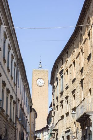 orvieto: Orvieto city Umbria Italy
