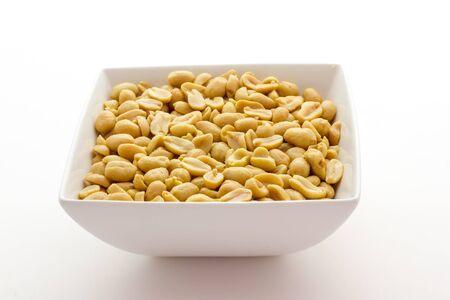 fingerfood: Peanuts fingerfood Stock Photo