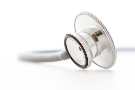medical people: Stethoscope Stock Photo