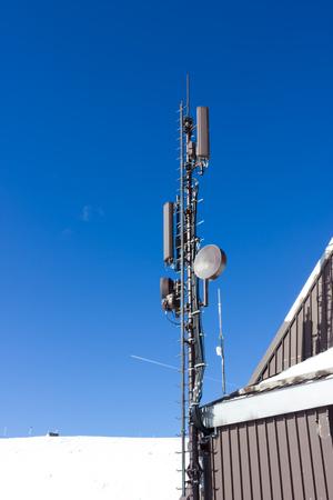antennas: Antennas and repeaters