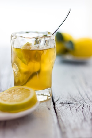 sooth: lemon tea