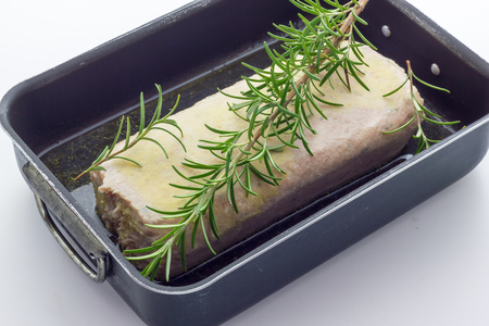 meatloaf: Meatloaf roast