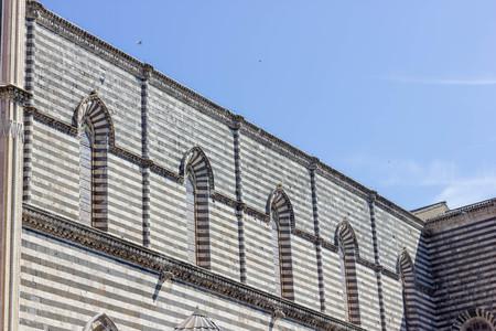 umbria: Orvieto city Umbria Italy