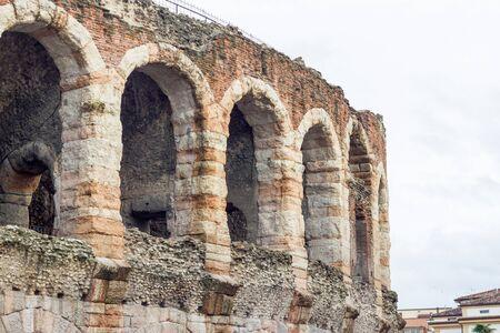 verona: Arena di Verona Stock Photo