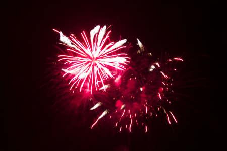 fantasy: Fantasy of fireworks