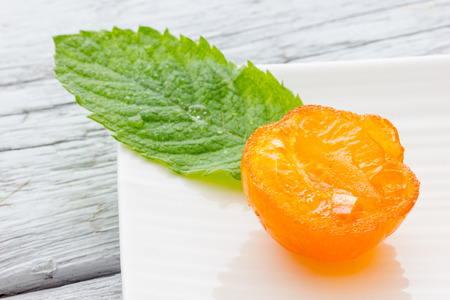 candied: Mandarin candied clementines