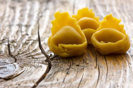 tortellini: Tortellini in Bologna Italy