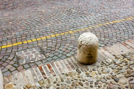 bollards: bollards road cement