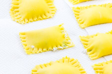 tortellini: Italian tasty stuffed Ravioli