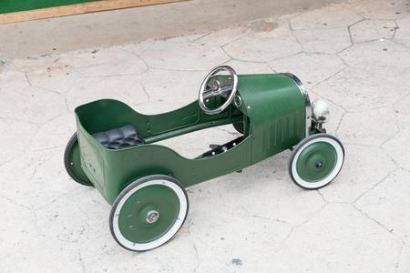 Toy car for studio photography Banco de Imagens
