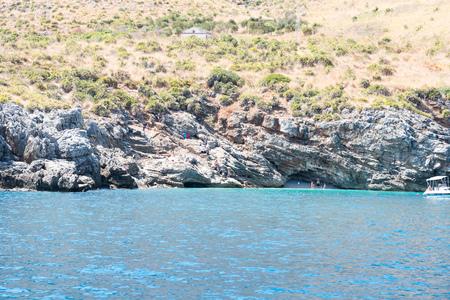Coast of Sicily, Italy