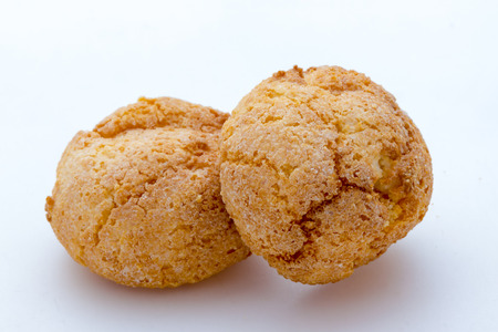 Delicious soft macaroons from Italy