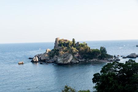 """Isola bella"" Sicily Italy"