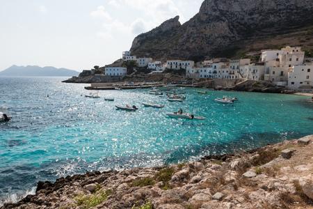 Costa della Sicilia Italia