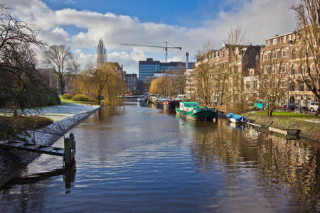 amsterdam canal: Amsterdam canal